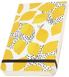 print & pattern: STATIONERY - art file : squeeze, lemon, fruit, summer, print, design, mark making