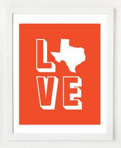 Texas love Re-Pinned by: http://high5collegeclub.com