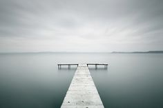 Lake Balaton, Hungary. Breathtaking photo from Akos Major. (via Akos Major)