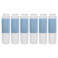 Replacement Water Filter Cartridge for Kenmore Refrigerator 70342/70343/70443 - (6 Pack)
