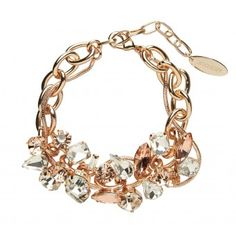 This stunning style features a sparkling constellation of various crystals. Witchery
