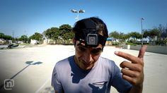 awesome How to Film Yourself Skateboarding on NKA