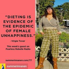 FRR Body Positivity as a Social Justice Issue – With Virgie Tovar Fat Acceptance, Healthy Body Images, Bioidentical Hormones, Social Justice Issues, Female Hormones, Diet Inspiration, Intersectional Feminism, Intuitive Eating, Body Love