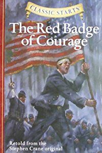 A searing tale of fear and courage, set during the Civil War, but more powerful today than ever. A young man enlists in the Union Army, but nervously wonders how he will react to the blood, violence, and death of a real battle. When that terrible day arrives, he flees the fighting in terror. But his cowardly behavior gnaws at his conscience, and he searches for redemption for what he has done.