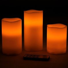 Songmics Real Wax Battery-powered Flameless LED Candles Weatherproof Lights with Remote Control & Timer UFLC75W Songmics-Flameless Candles http://www.amazon.com/dp/B014XWOTMA/ref=cm_sw_r_pi_dp_rcjtwb06PTDM0