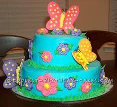 Bildergebnis für butterfly cake