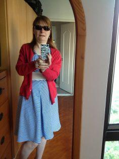 Pearl House RV Dress