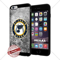 "NHL St. Louis Blues Cool iPhone 6 Plus (6+ , 5.5"") Smartphone Case Cover Collector iphone TPU Rubber Case Black SHUMMA http://www.amazon.com/dp/B0137R195M/ref=cm_sw_r_pi_dp_x-zWvb1WH1BP9"