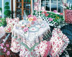 christmas linens | Susan Rios/저택&정원&발코니 : 네이버 블로그