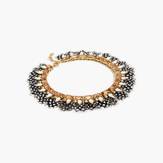 J.Crew - Feather collar necklace 170