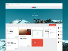 Quantified Dashboard New