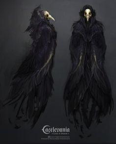 Concept Design for Castlevania Lords of Shadow MercurySteam Entertainment.