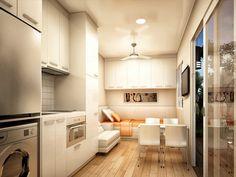 Santa Fe - One Bed One Bath Granny Flats Container Home by NovaDeko, via Flickr