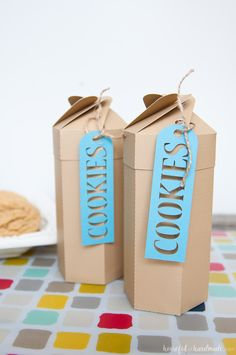 3d cookie box paper silhouette cameo silhouette studio
