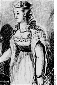 Kate Warne, female detective with the Pinkerton agency 1856-1868(?)  She and Timothy Webster helped President Abraham Lincoln get safely from Illinois to Washington, DC after his election. She was also the first woman in the U.S. Secret Service.