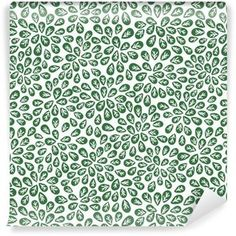 seamless abstract green leaves pattern, foliage vector Kitchen Artwork, Green Leaves, Abstract, Wallpaper, Pattern, Summary, Wall Papers, Patterns, Tapestries