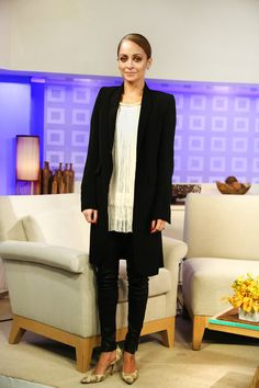 What I wore TODAY: Nicole Richie