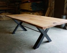 i beam wood furniture - Google Search