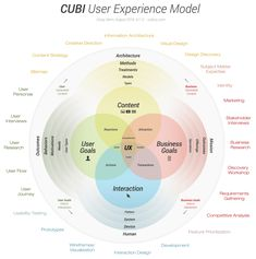 user experience model cubi