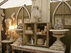 time-worn interiors: French Vanilla