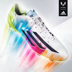 new concept 9607a bb95e ADIDAS - F50 ADIZERO MESSI Best Soccer Shoes, New Adidas Football Boots,  Messi Football