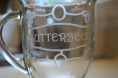 How to...Make your own Harry Potter Mug with a cup of Butterbeer recipe! (DIY)