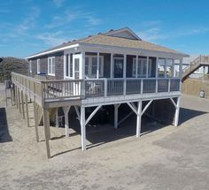 Memorial Day weekend 4 nights $800 House vacation rental in Kitty Hawk from VRBO.com! #vacation #rental #travel #vrbo