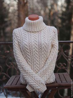 Sudaderas y jerseys hechos a mano.  Masters Feria - hecho a mano.  Comprar un suéter