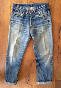 Lee 101B Japan (Raw Denim) Size US 30 / EU 46