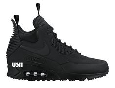 new style a7d66 21825 Nike Air Max 90 Winterized Sneakerboot (Autumn Winter 2015 Preview) Running Shoes  Nike