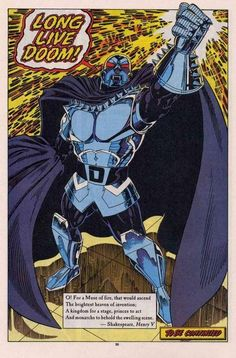 Doom 2099 (Victor von Doom) (Earth-928)