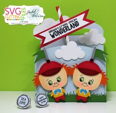 Wonderland Blog Hop!!!