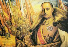 Franco (bando Nacional) Civilization, Spanish, Princess Zelda, War, Fictional Characters, Grande, Posters, Poster, Past Tense