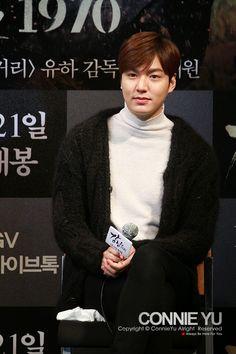 Lee Min Ho, Minho, Blues, 21st, Turtle Neck, Actors, Live, Actor