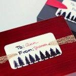 Elegantný Holiday Decor Myšlienky ~ Madigan Made {jednoduché DIY nápady}