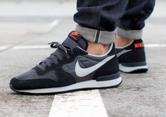 Nike Air International Black/Anthracite