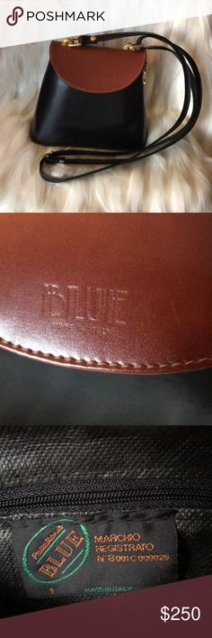 Luxurious Italian Handbag Genuine Leather. Purchased in Italy. Luxurious Boutique & Other Stories Bags Shoulder Bags