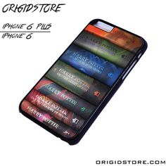 harry potter books For iPhone Cases Phone Covers Phone Cases iPhone 6 Case iPhone 6 Plus Case Smartphone Case