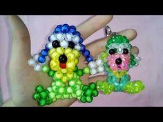 Kết Cườm - Hướng dẫn kết cườm chú chó Goofy (đơn giản) - YouTube