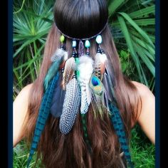 Sent out a Jade princess feather headpiece to it's new home today! Going to be making more today to be ready for immediate shipment.  Available in my etsy shop Dieselboutique.etsy. com     #headband #hairjewelry #featherheadband #boho #bohemian #gypsy #gypsysoul #coachella #festival #stagecoach #edm #edc #pocahontas #tribal #hippie #giftideas #bohostyle #bohochic #fashionblogger #costume #electricforest #jade #handmade #etsy #etsyshop #gypsystyle #wanderlust #bohoheadband  #liveauthentic…