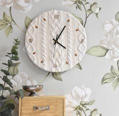 Seinäkello-tarvikkeet | Tuulia design. Tekemisen iloa sinulle. Clock, Wall, Design, Home Decor, Watch, Decoration Home, Room Decor, Clocks