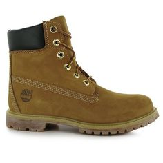 Ladies Timberland 6 inch 1036 Boots Shoes * To view further, visit now : Timberland boots