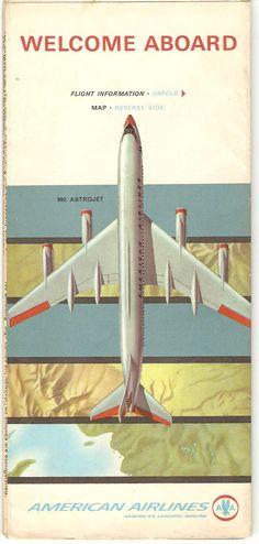 American Airlines Convair 990