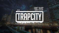 "Vanic x K.Flay - Can't Sleep-""You say I am crazy but I feel * amazing"""