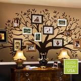 Wall decal, Family Tree Wall Decal – Photo frame tree Decal – Family Tree Wall Sticker – Living Room Wall Decals – wall graphic - Famous Last Words Family Tree Wall Sticker, Wall Decal Sticker, Wall Stickers, Family Wall Decor, Decals For Walls, Photo Wall Decor, Art Walls, Inspiration Wand, Tree Decals