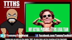 The Tommy Toe Hold Show: Episode 21 - MATT RIDDLE VS ENGLAND!!!  www.Facebook.com/McDojoLife