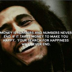 "@Regrann from @conscious_god - #BobMarley #LivePOSITIVE Via @chakabars - """"Money can't buy you life"" The last words Bob marley said to Ziggy Marley before he passed on Mount Zion in Africa to live in freedom forever... #Rastafari A good heart will give you life forever. When you pass on from this world from this current form... your gravestone will not read ""Here lies someone who had lots of money"" It's going to say: ""Here lies the body of a strong mother leader and friend the giver of life…"
