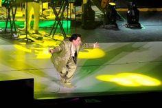 Juan Gabriel festeja 40 años de carrera en el Auditorio