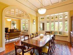 Federation-House - Art Nouveau and Federation style Perth, Brisbane, Melbourne, Sydney, Australian Architecture, Australian Homes, Art Nouveau Interior, Interior And Exterior, Interior Design