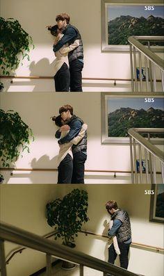 Pinocchio ep 8. Park Shin Hye & Lee Jong Suk